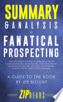 Summary & Analysis of Fanatical Prospecting