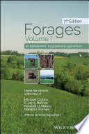 Forages  Volume 1