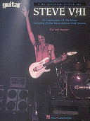 The guitar style of Steve Vai