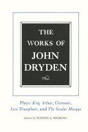 The Works of John Dryden, Volume XVI Pdf/ePub eBook