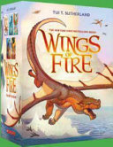 Wings of Fire 1 5 Boxed Set