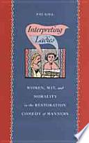 Interpreting Ladies