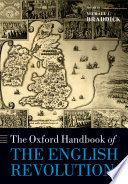 The Oxford Handbook of the English Revolution Book