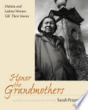 Honor the Grandmothers