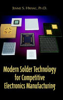 Modern Solder Technology For Competitive Electronics Manufacturing