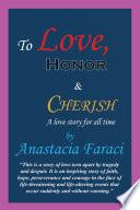 To Love Honor Cherish