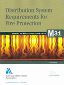 Pdf Distribution System Requirements for Fire Protection