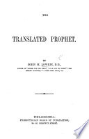 The Translated Prophet