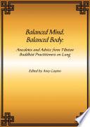 Balanced Mind  Balanced Body eBook