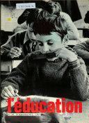 L'Éducation