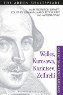 Welles  Kurosawa  Kozintsev  Zeffirelli