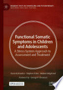 Functional Somatic Symptoms In Children And Adolescents