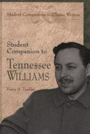 Pdf Student Companion to Tennessee Williams