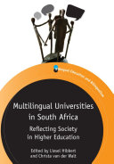 Multilingual Universities in South Africa