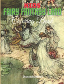 Kids Fairy Fantasy Land Coloring Book