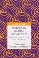 European Sexual Citizenship Pdf/ePub eBook