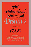 The Philosophical Writings of Descartes: