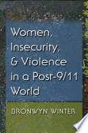 Women Insecurity And Violence In A Post 9 11 World