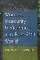 Pdf Women, Insecurity, and Violence in a Post-9/11 World Telecharger
