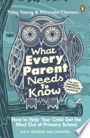 What Every Parent Needs to Know Book