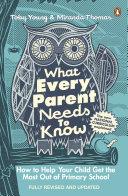 What Every Parent Needs to Know Pdf/ePub eBook