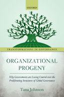 Organizational Progeny Book