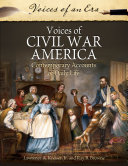 Voices of Civil War America: Contemporary Accounts of Daily Life Pdf/ePub eBook