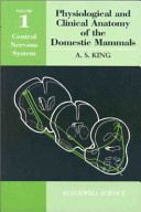 Physiological and Clinical Anatomy of the Domestic Mammals  Central nervous system Book