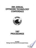 Proceedings - Offshore Technology Conference  , Band 1