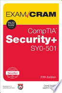 CompTIA Security  SY0 501 Exam Cram Book