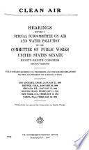 Clean Air  Hearings     88 2