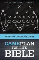 Niv Game Plan for Life Bible