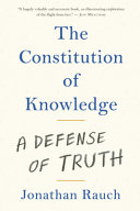 link to The constitution of knowledge : a defense of truth in the TCC library catalog