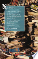 Consumable Texts in Contemporary India Book