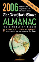 The New York Times Almanac 2006