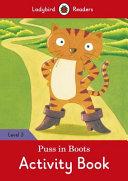 Puss in Boots Activity Book   Ladybird Readers Level 3