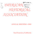 Program of the     Annual Meeting Book PDF