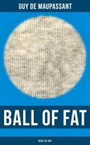 Pdf Ball of Fat (Boule de Suif) Telecharger