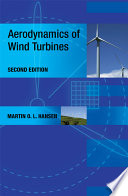 Aerodynamics of Wind Turbines Book
