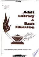 Adult Literacy & Basic Education