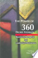 The Power of 360 Degree Feedback Book