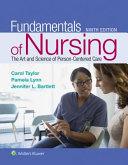 Fundamentals of Nursing (Us Ed)