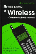 Regulation of Wireless Communications Systems Book