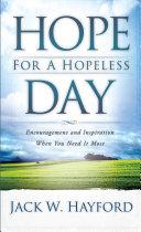 Hope for a Hopeless Day [Pdf/ePub] eBook