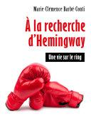 Pdf À la recherche d'Hemingway Telecharger