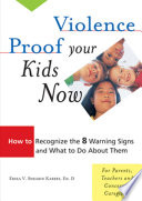 Violence Proof Your Kids Now Book