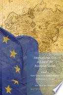 International Law as Law of the European Union