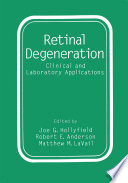 Retinal Degeneration Book