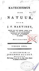 Katechismus der Natuur