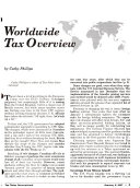Tax Notes International